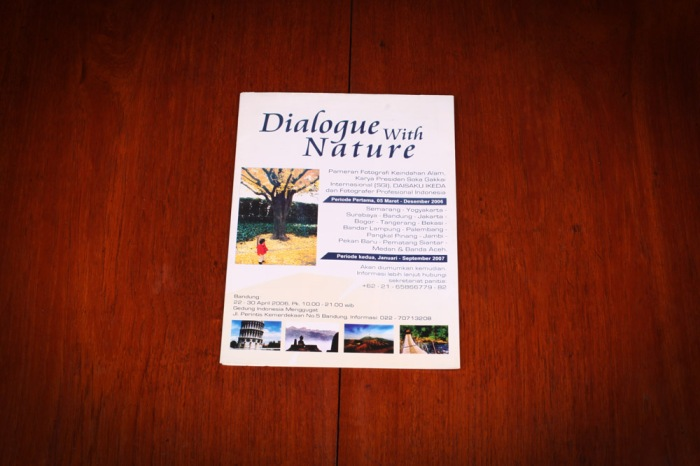 dialoque with nature