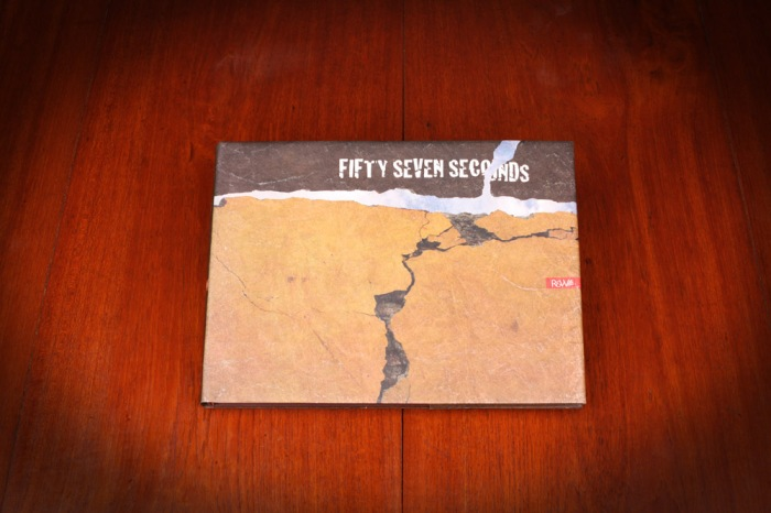 fifty seven seconds