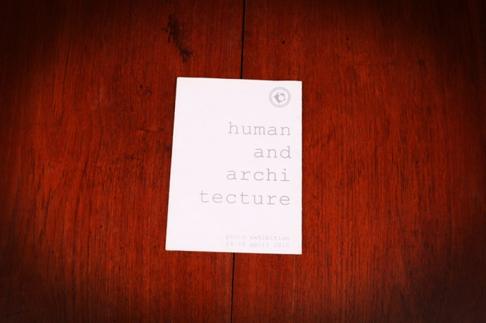 human & architecture