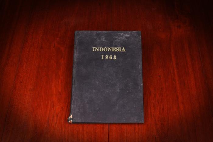 indonesia 1963