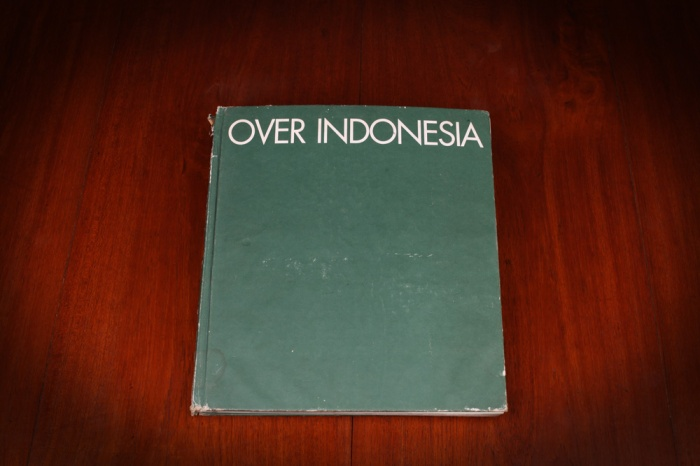 over indonesia