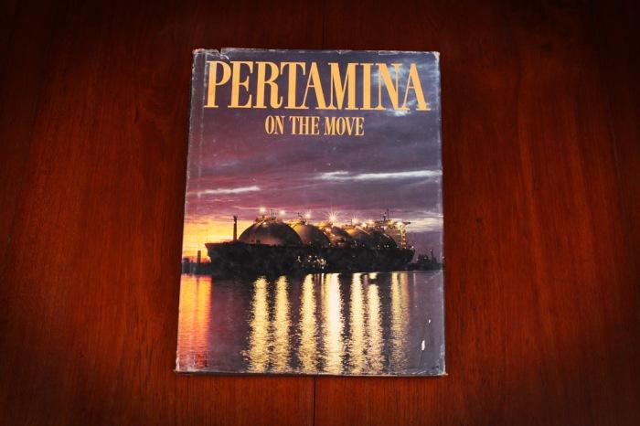 pertamina on the move