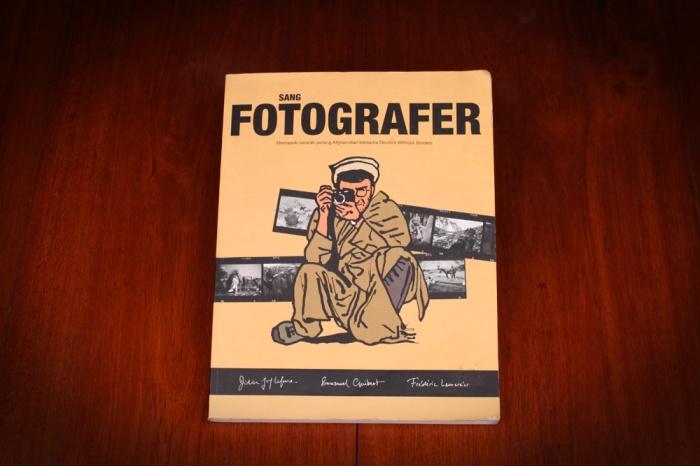sang fotografer