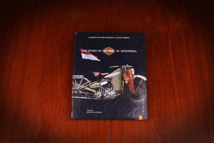 the story of harley davidson indonesia