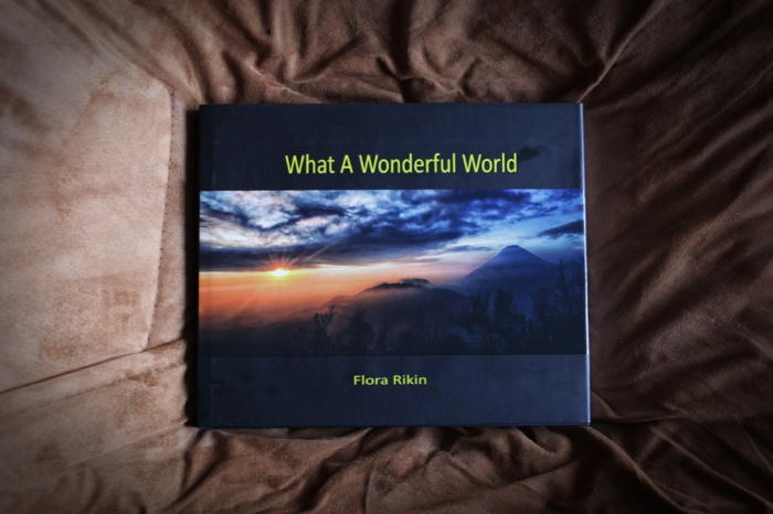 what a wonderful world_flora rikin