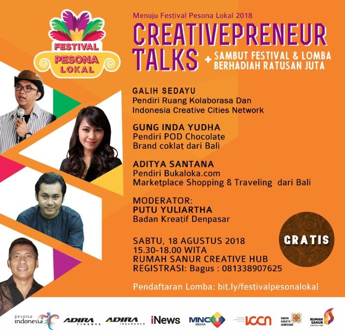 Creativepreuneur Talks