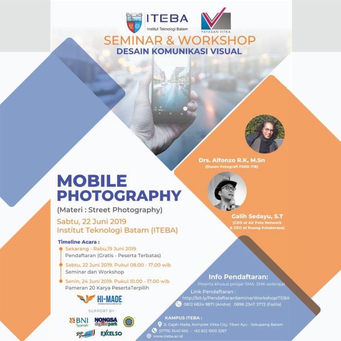 Mobile Photography Batam