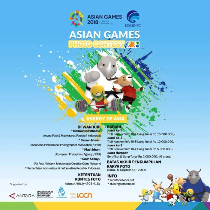 asian games photo contest