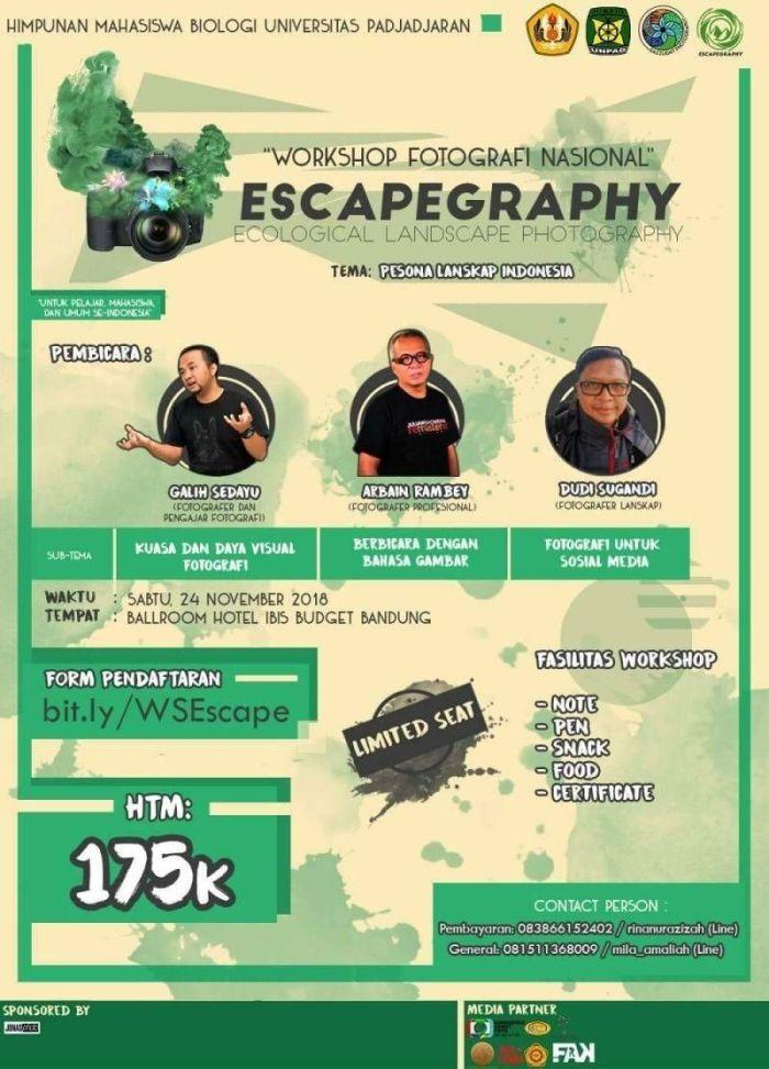 escapegraphy